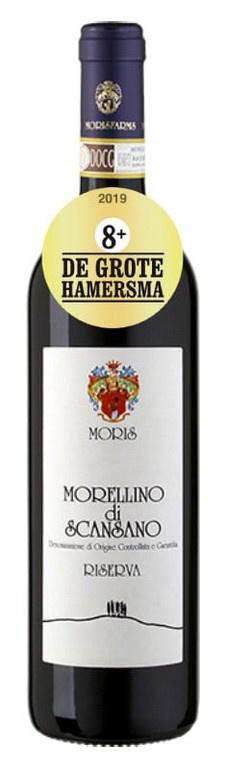 Morisfarms Morellino di Scansano Riserva D.O.C.G