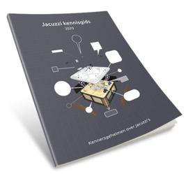 Jacuzzi Kennisgids 2020 - hardcopy