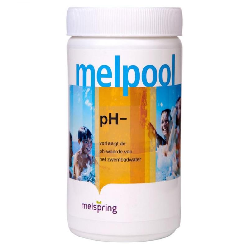 pH verlager - 1,5 kg