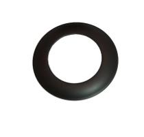 Ø 130 mm rozet zwart