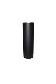 Ø130 mm 50 cm 2 mm zwart