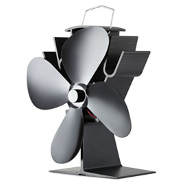 Houtkachel ventilator Heat power 4