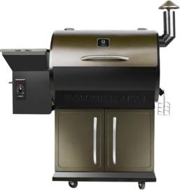 Z Grills Elite 700 Pellet BBQ Smoker & Grill Barbecue buiten keuken