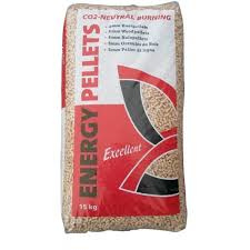 Energy Houtpellets Wit 990 kg, 66 zakken ENplus A1 naaldhout 5 sterren