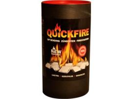 Quickfire tunnel 100 aanmaak zakjes