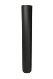 Ø 110 mm Kachelpijp 100 cm zwart