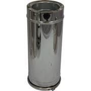 Isotube plus 50 cm dubbelwandig 80/130 mm