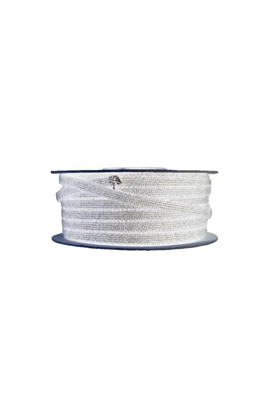kachelkoord Wit 8 mm per meter