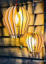 Limmen als hanglamp