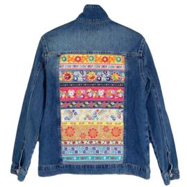 Embellished denim jackets