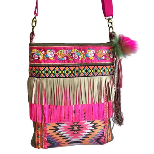 3c825bcf9c Boho crossbody's, shoulder bags, purses, handbags   Catena Bags online