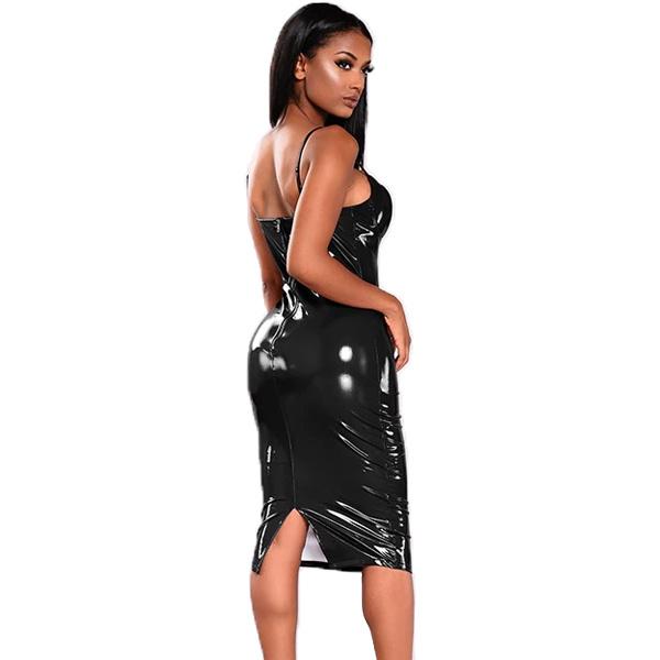 Lack maxi dress