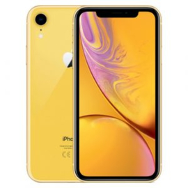 iPhone XR Yellow  64GB B Grade