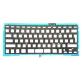 "Backlight foil keyboard verticale enter toets MacBook Pro 13"" Retina A1502"