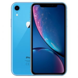 iPhone XR Blue  64GB C Grade
