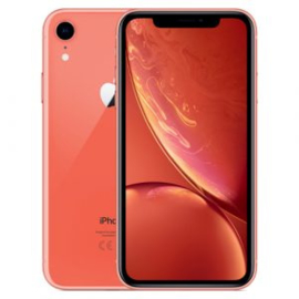 iPhone XR Coral  64GB C Grade