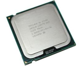 CPU Core 2 DUO E7600  3.06 GHz LGA 775