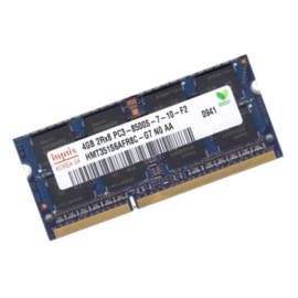 "DDR geheugen 4GB MacBook Pro 15"" A1286"