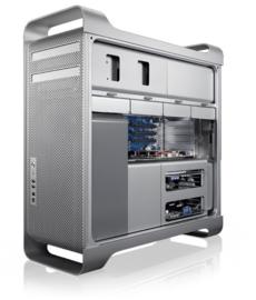 Behuizing model 2006 Mac Pro