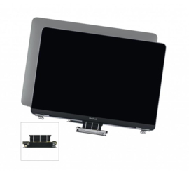 "Compleet display space grey MacBook Air 12"" Retina A1534"