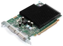 NVIDEA GeForce 7300 GT 256MB videokaart Mac Pro