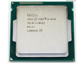 CPU Core i5 Quad Core 4570 3.20 GHz socket LGA1150