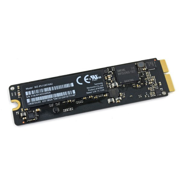 """SSD 256 GB 655-1838 MacBook Air 13"""" A1466"""
