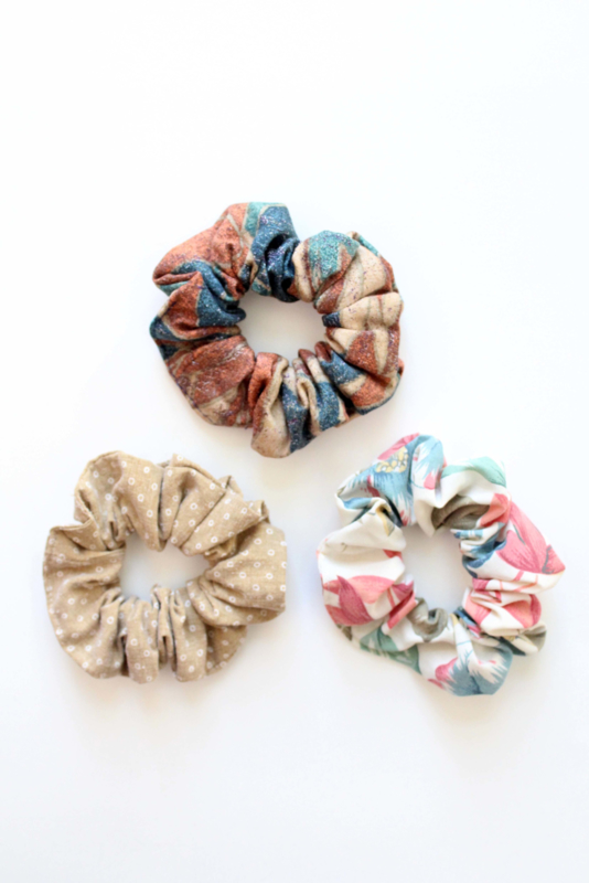 SCRUNCHIE SET #29