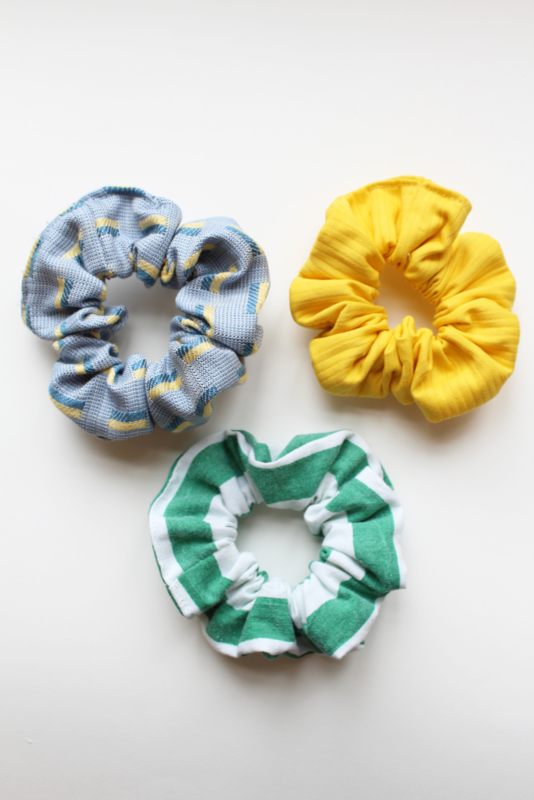 SCRUNCHIE SET #9