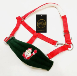 HB kerst halster Santa Claus