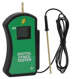 Afrast tester digitale voltmeter