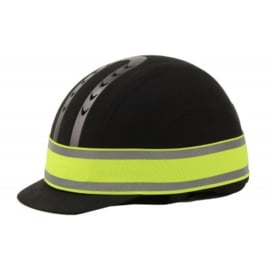 HELM BAND FLUO REFLECTIE
