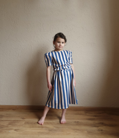 LONG SKIRT // STRIPE