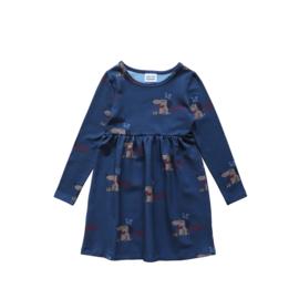 BASIC DRESS // GOOD MOOD BLUE