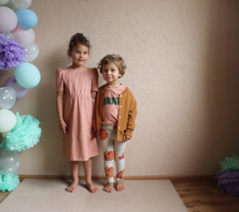 PUFFED DRESS // CONFETTI