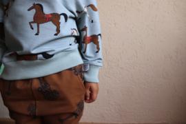 SWEATER // HORSES