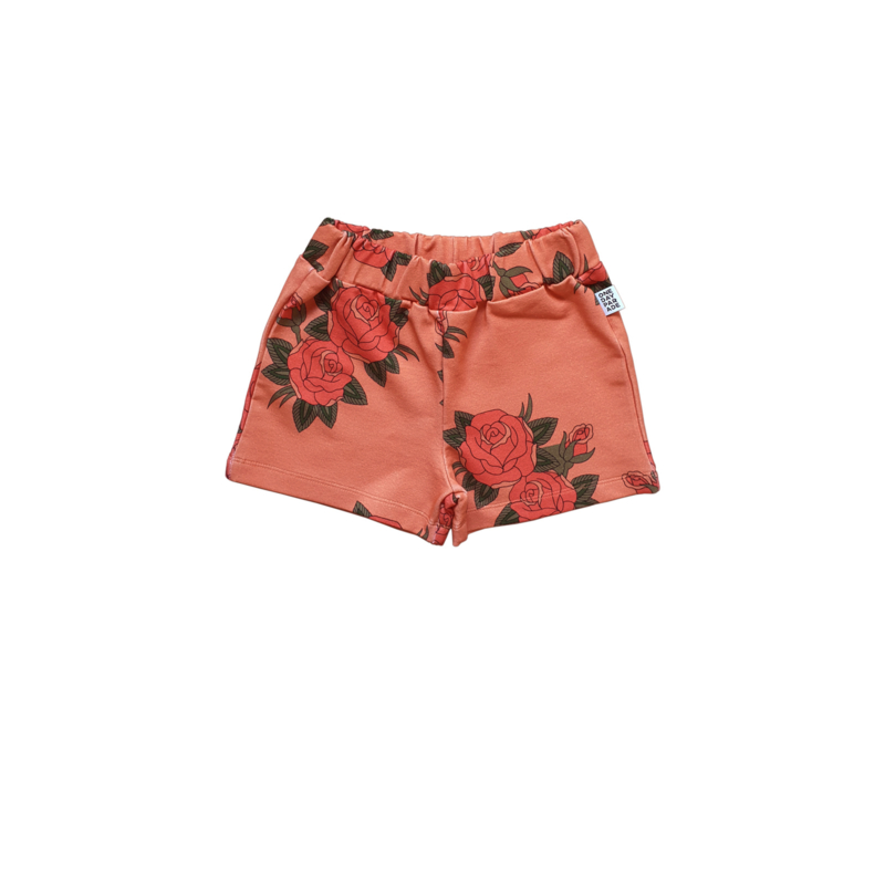 SHORTS // RED ROSES