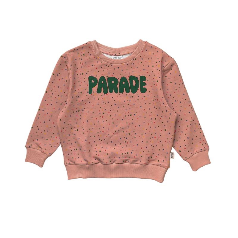 SWEATER // CONFETTI PARADE