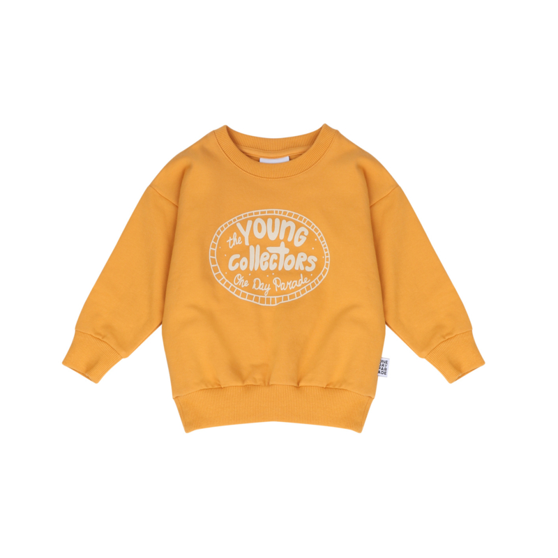 SWEATER // THE YOUNG COLLECTORS