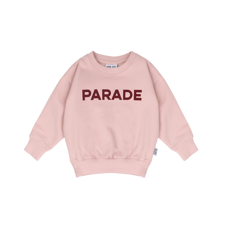 SWEATER // PINK PARADE