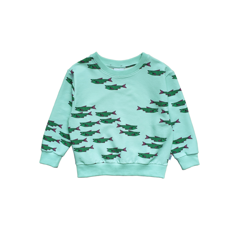 SWEATER // BLUE FISH