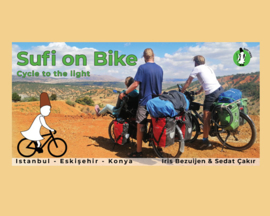 Sufi on bike | Cycle to the light | Istanbul - Eskişehir - Konya