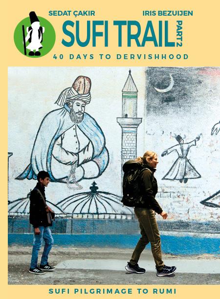 Sufi Trail guidebook   Seyitgazi - Konya   Part 2