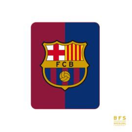 FC Barcelona - Fleece deken logo