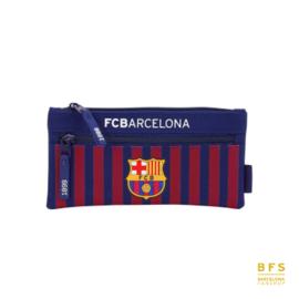 FC Barcelona - Etui rood/blauw