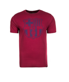 FC Barcelona - T-shirt Noble Red logo