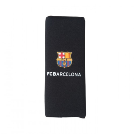 FC Barcelona - Autogordel beschermhoes kids zwart