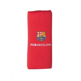 FC Barcelona - Autogordel beschermhoes volwassenen rood