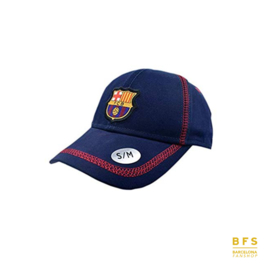 FC Barcelona - Cap blauw junior