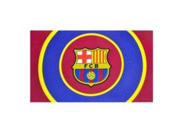 FC Barcelona - vlag Cirkel